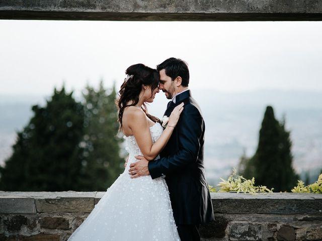 Il matrimonio di Daniele e Arianna a Bagno a Ripoli, Firenze 33