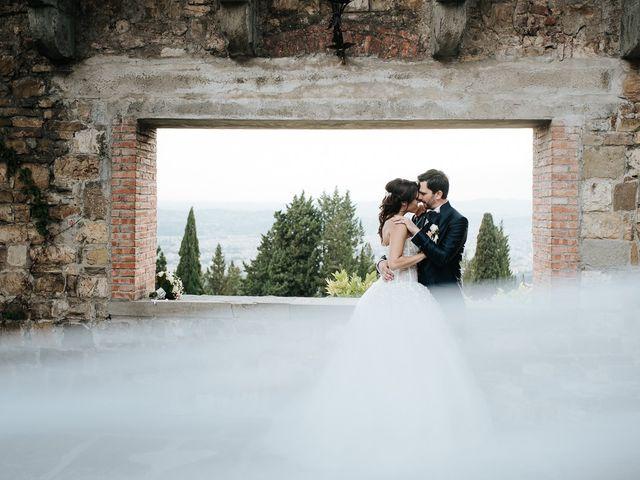 Il matrimonio di Daniele e Arianna a Bagno a Ripoli, Firenze 34