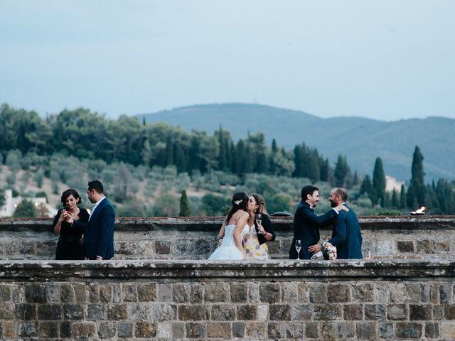 Il matrimonio di Daniele e Arianna a Bagno a Ripoli, Firenze 47