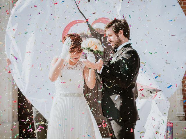 Il matrimonio di Luca e Ariella a Rosà, Vicenza 16