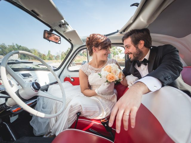 Il matrimonio di Luca e Ariella a Rosà, Vicenza 17