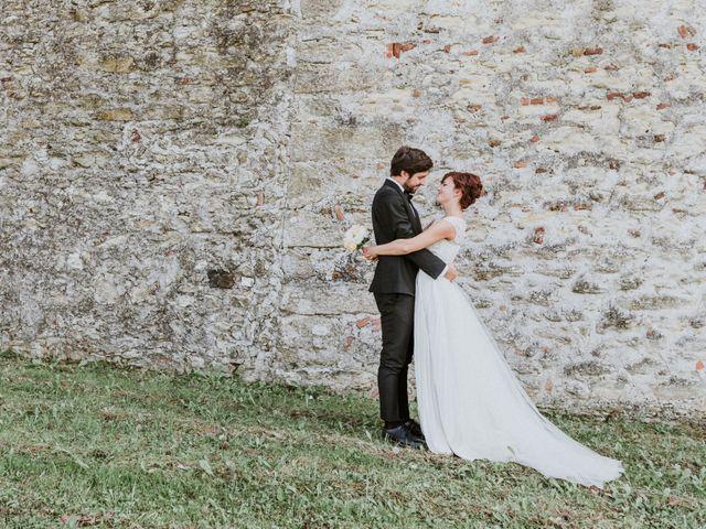 Il matrimonio di Luca e Ariella a Rosà, Vicenza 21