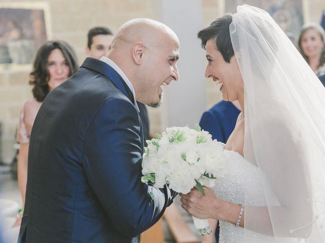 Il matrimonio di Filippo e Mariangela a Galatone, Lecce 20