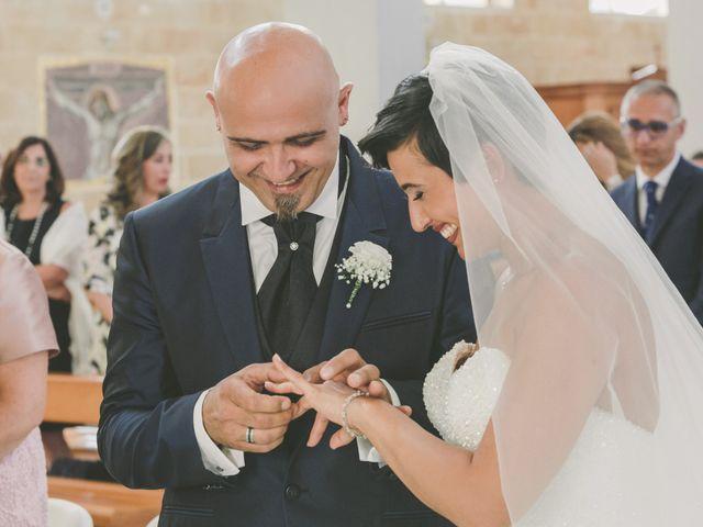 Il matrimonio di Filippo e Mariangela a Galatone, Lecce 22