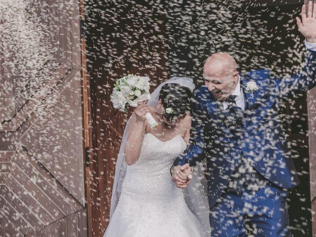 Il matrimonio di Filippo e Mariangela a Galatone, Lecce 1