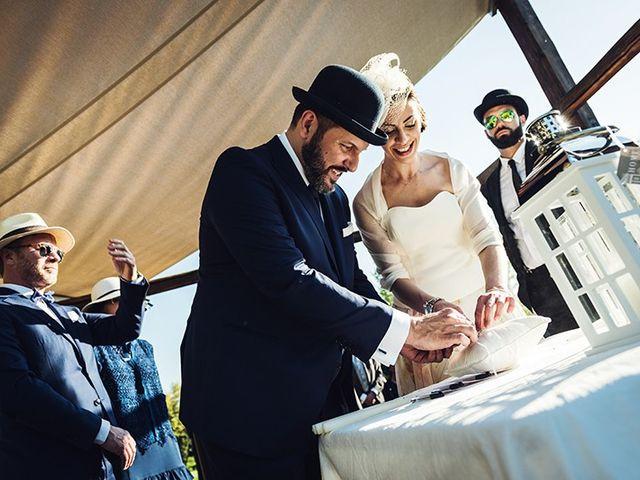 Il matrimonio di Marco e Luana a Guarene, Cuneo 8