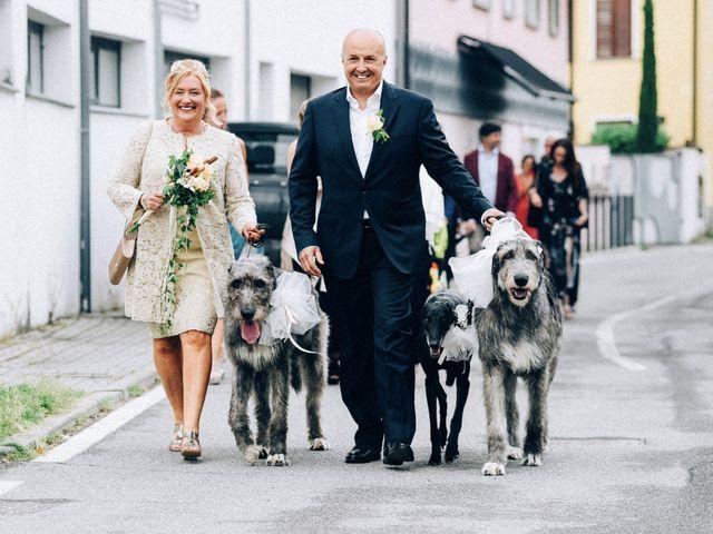 Il matrimonio di Enrico e Monica a Marudo, Lodi 10
