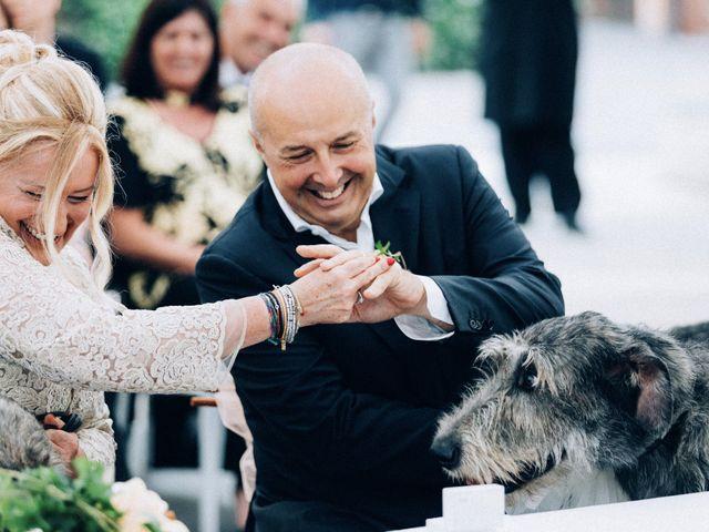 Il matrimonio di Enrico e Monica a Marudo, Lodi 12