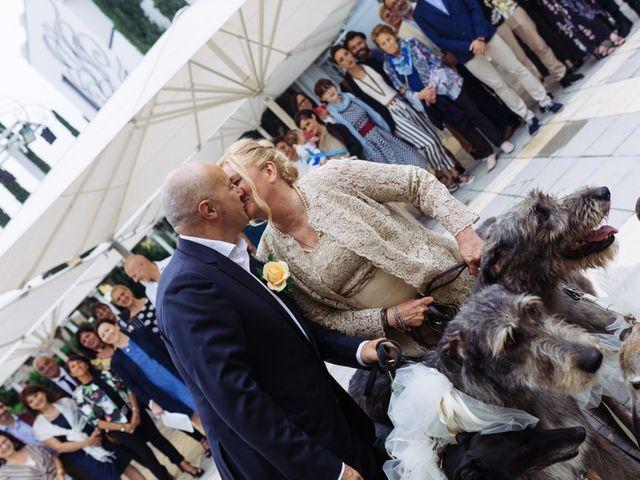 Il matrimonio di Enrico e Monica a Marudo, Lodi 13