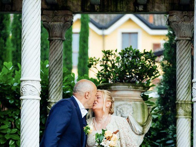 Il matrimonio di Enrico e Monica a Marudo, Lodi 21