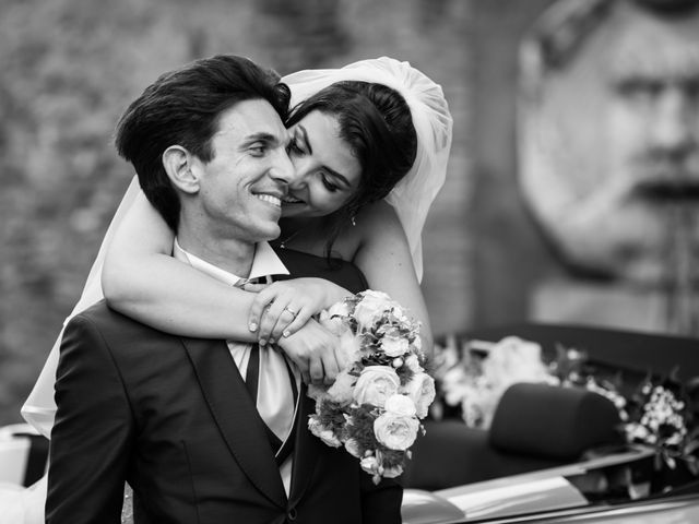 Le nozze di Brunella e Antonio