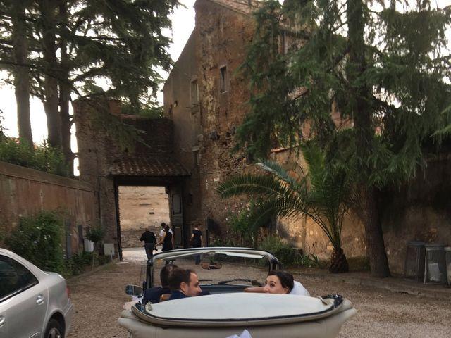Il matrimonio di Umberto e Valeria a Roma, Roma 5