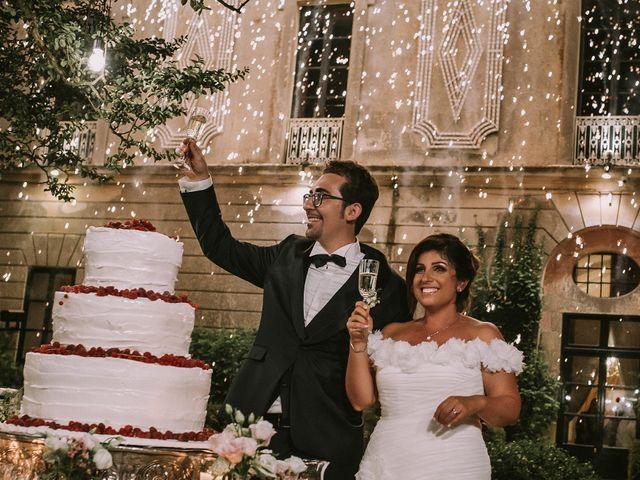Il matrimonio di Samuele e Valeria a Lecce, Lecce 48