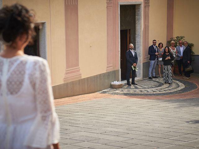 Il matrimonio di Francesco e Daniela a Arenzano, Genova 17