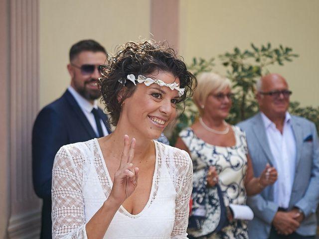 Il matrimonio di Francesco e Daniela a Arenzano, Genova 18