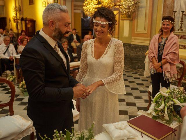 Il matrimonio di Francesco e Daniela a Arenzano, Genova 25