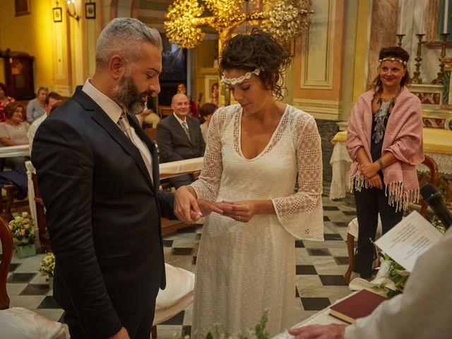 Il matrimonio di Francesco e Daniela a Arenzano, Genova 26
