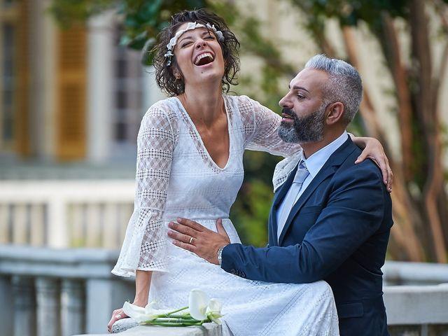 Il matrimonio di Francesco e Daniela a Arenzano, Genova 33