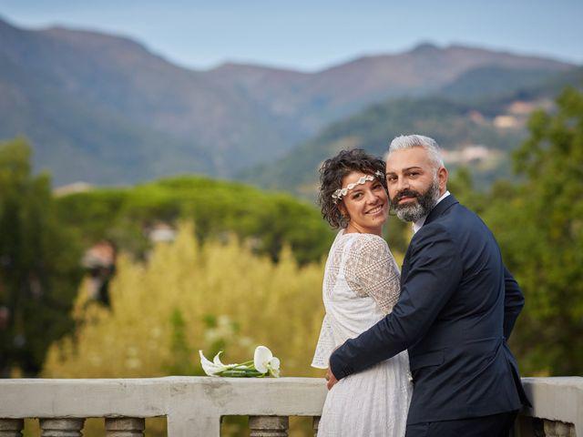 Il matrimonio di Francesco e Daniela a Arenzano, Genova 34