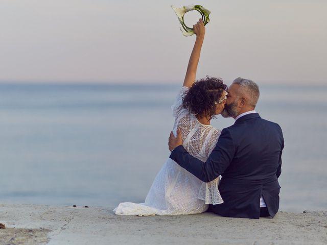 Il matrimonio di Francesco e Daniela a Arenzano, Genova 36