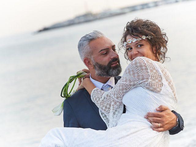 Il matrimonio di Francesco e Daniela a Arenzano, Genova 38