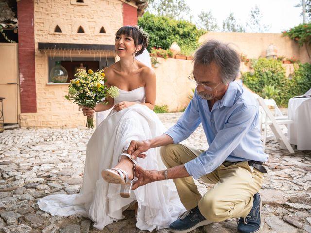 Il matrimonio di Alessio e Flavia a Bolognetta, Palermo 42