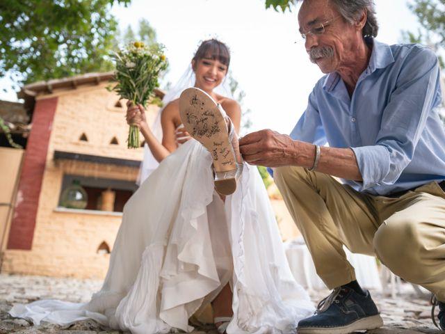 Il matrimonio di Alessio e Flavia a Bolognetta, Palermo 43