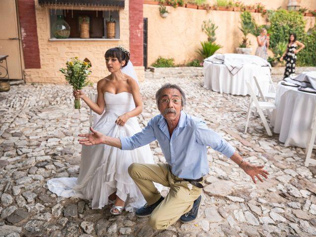 Il matrimonio di Alessio e Flavia a Bolognetta, Palermo 44