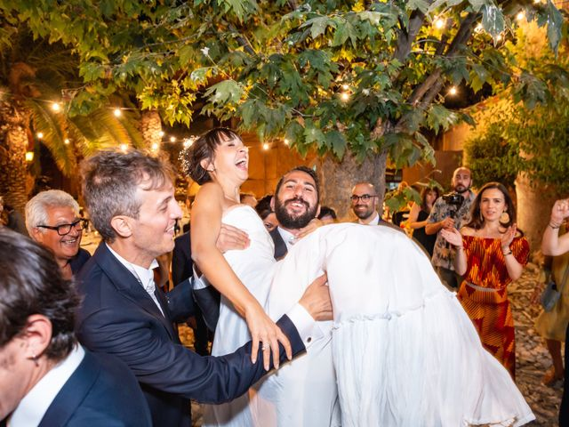 Il matrimonio di Alessio e Flavia a Bolognetta, Palermo 110