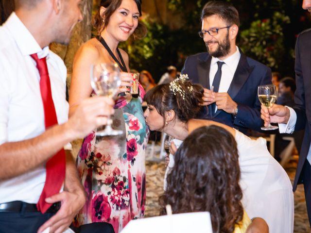Il matrimonio di Alessio e Flavia a Bolognetta, Palermo 122