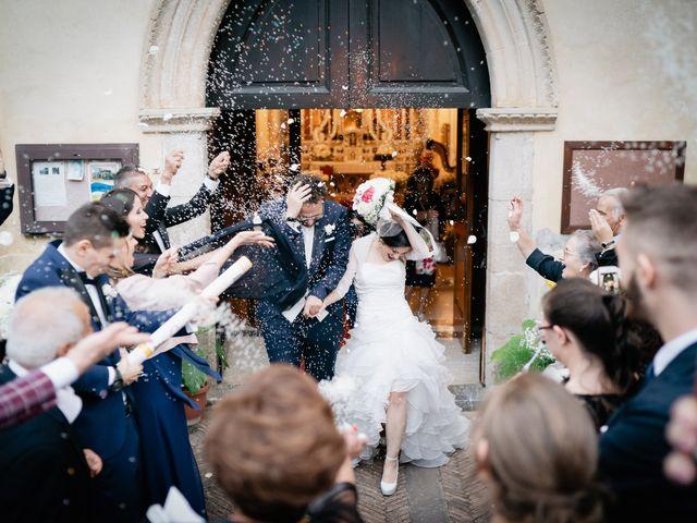 Il matrimonio di Salvo e Maria a Castrovillari, Cosenza 1