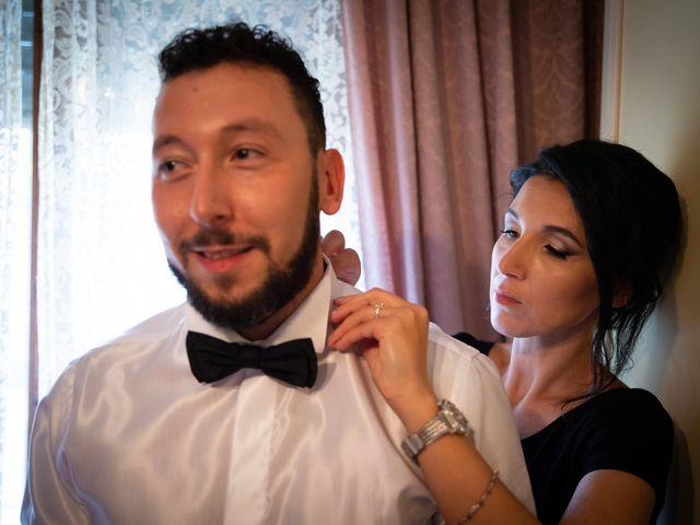 Il matrimonio di Tina e Andrea a Rio Saliceto, Reggio Emilia 3