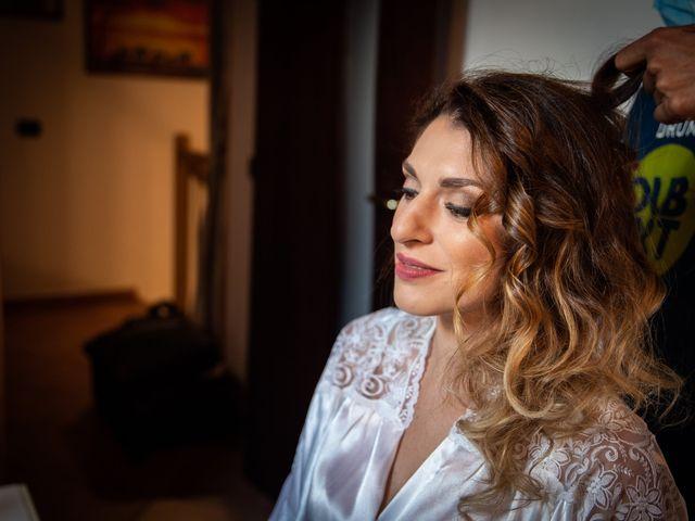 Il matrimonio di Tina e Andrea a Rio Saliceto, Reggio Emilia 10