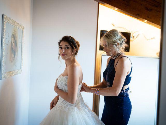 Il matrimonio di Tina e Andrea a Rio Saliceto, Reggio Emilia 20