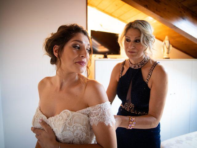 Il matrimonio di Tina e Andrea a Rio Saliceto, Reggio Emilia 21