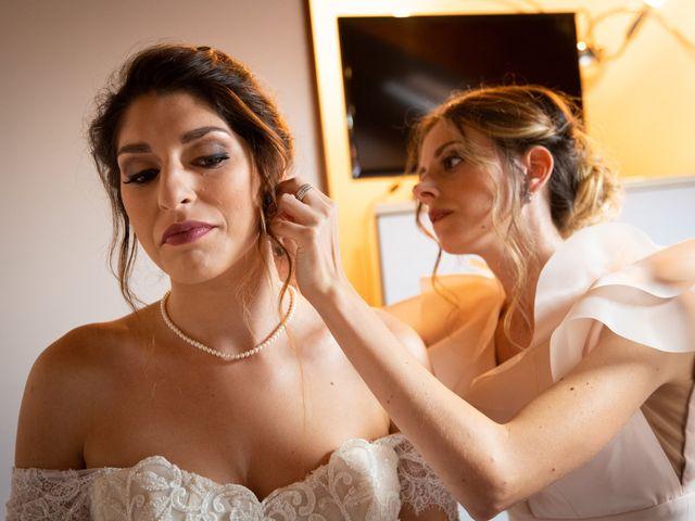 Il matrimonio di Tina e Andrea a Rio Saliceto, Reggio Emilia 24
