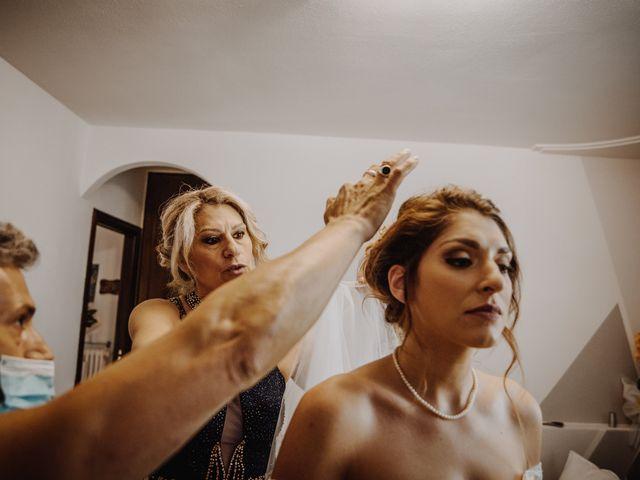 Il matrimonio di Tina e Andrea a Rio Saliceto, Reggio Emilia 30