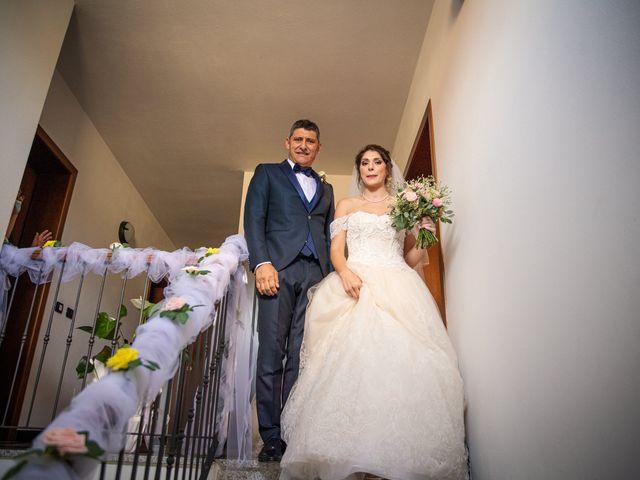 Il matrimonio di Tina e Andrea a Rio Saliceto, Reggio Emilia 31