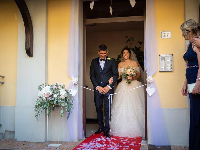 Il matrimonio di Tina e Andrea a Rio Saliceto, Reggio Emilia 33