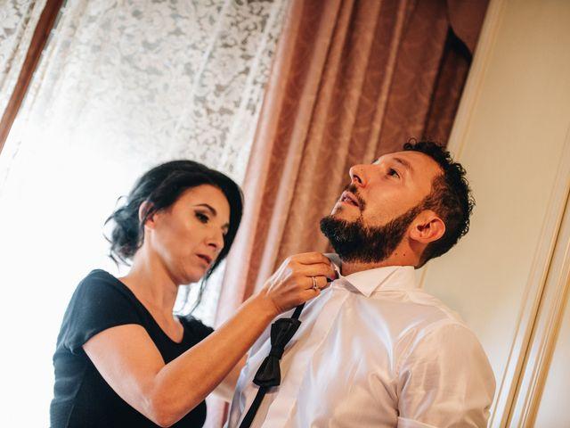 Il matrimonio di Tina e Andrea a Rio Saliceto, Reggio Emilia 44