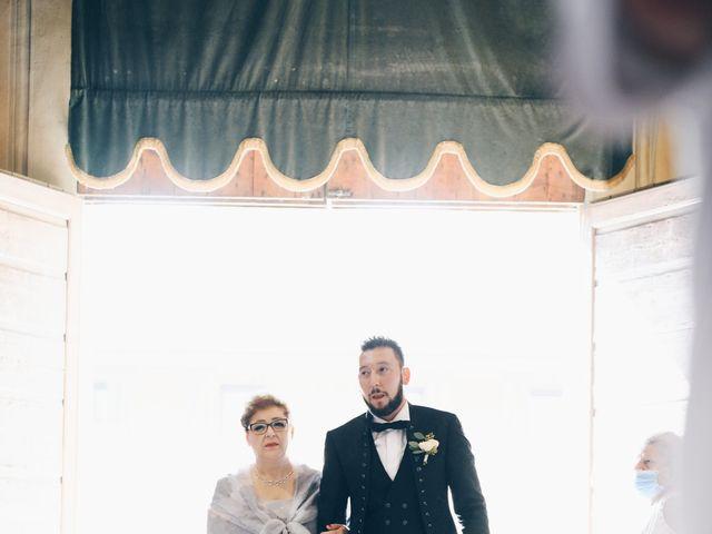 Il matrimonio di Tina e Andrea a Rio Saliceto, Reggio Emilia 47