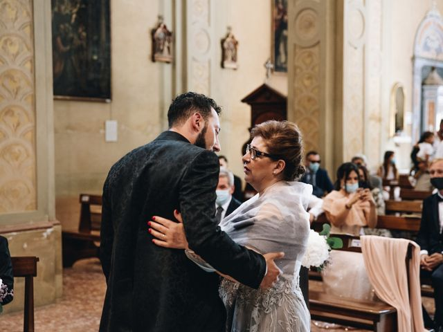 Il matrimonio di Tina e Andrea a Rio Saliceto, Reggio Emilia 48