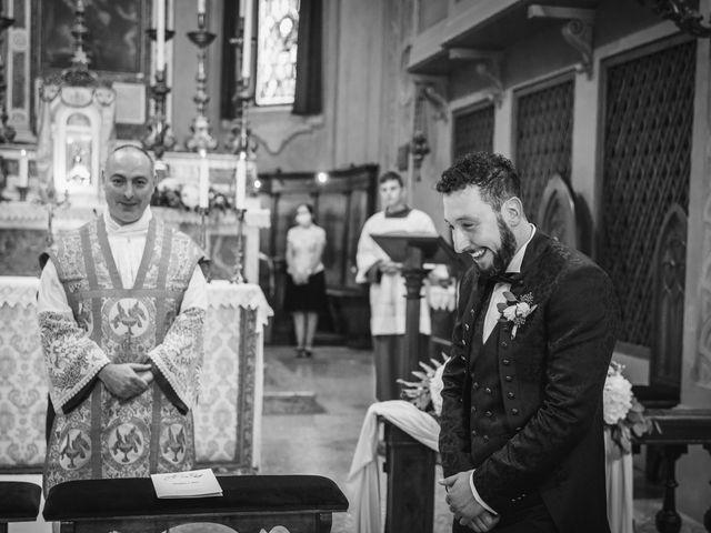 Il matrimonio di Tina e Andrea a Rio Saliceto, Reggio Emilia 49