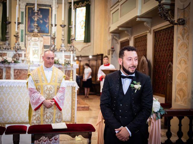 Il matrimonio di Tina e Andrea a Rio Saliceto, Reggio Emilia 50