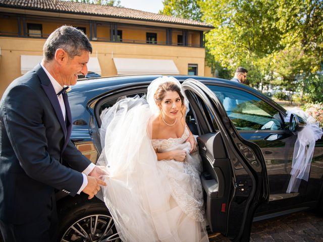 Il matrimonio di Tina e Andrea a Rio Saliceto, Reggio Emilia 53