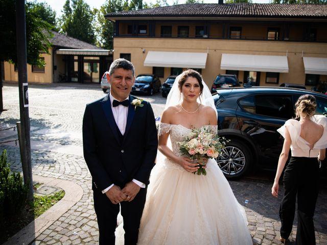Il matrimonio di Tina e Andrea a Rio Saliceto, Reggio Emilia 55