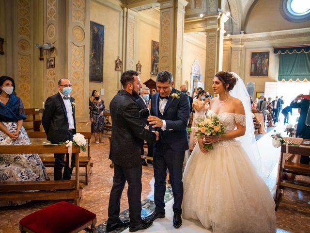 Il matrimonio di Tina e Andrea a Rio Saliceto, Reggio Emilia 57