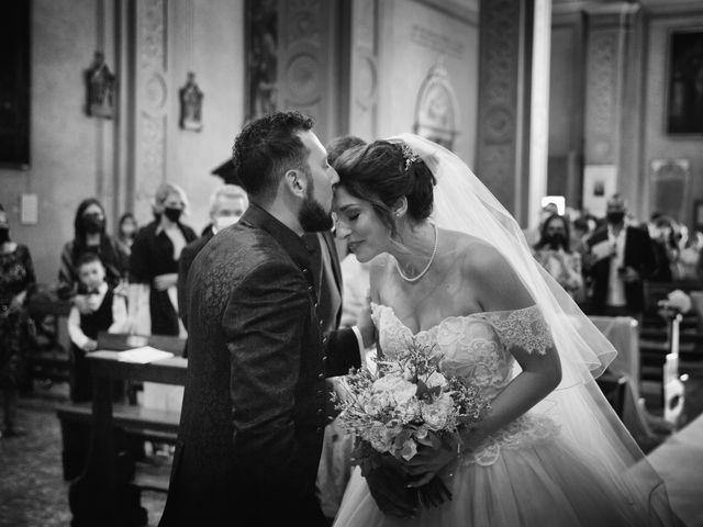 Il matrimonio di Tina e Andrea a Rio Saliceto, Reggio Emilia 58
