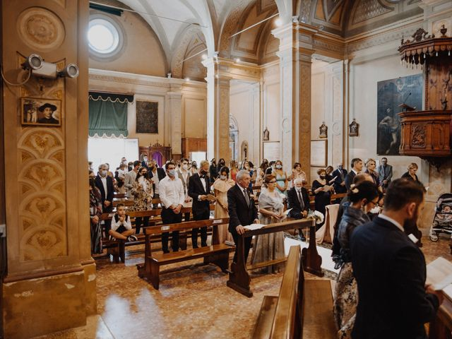 Il matrimonio di Tina e Andrea a Rio Saliceto, Reggio Emilia 59