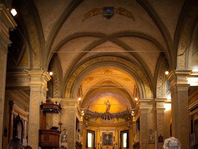 Il matrimonio di Tina e Andrea a Rio Saliceto, Reggio Emilia 60